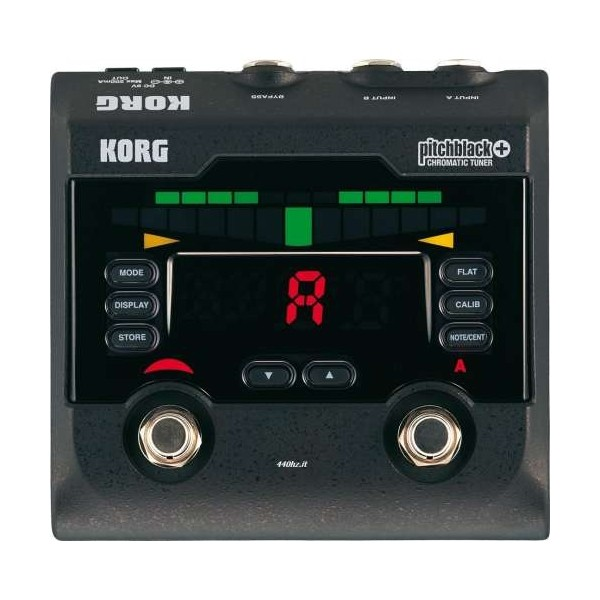Korg - Pb-02 Pitchblack Accordatore