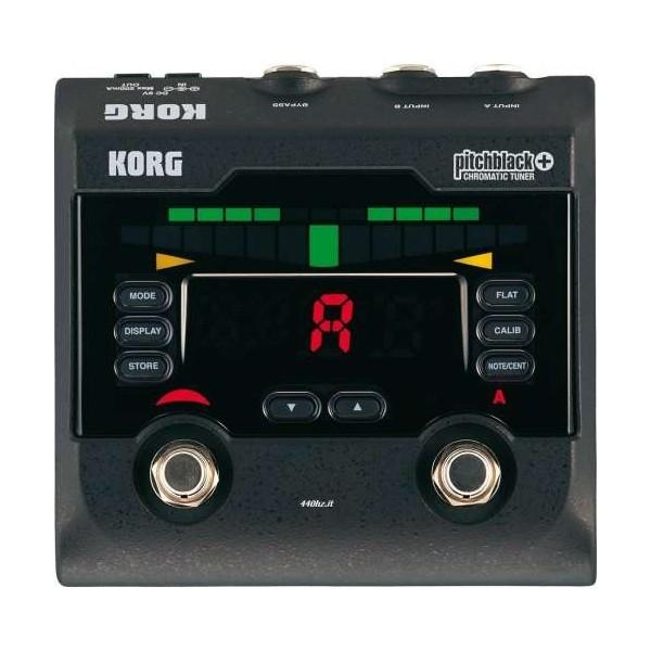 Korg - Pb-02 Pitchblack Accordatore