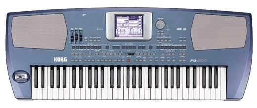 Korg - PA500