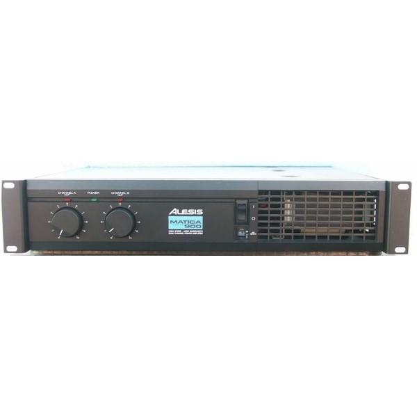 Alesis - [Matica 900] Amplificatore di potenza 2X450W