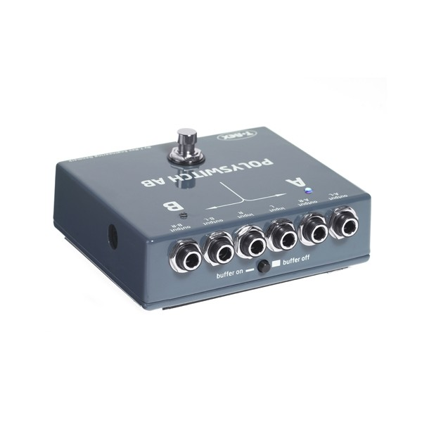 T-Rex - PolySwitch AB stereo line switch