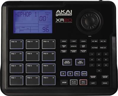 Akai - XR20 BEAT PRODUCTION CENTER