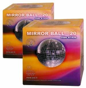 Psl - MIRROR BALL - 20 CM