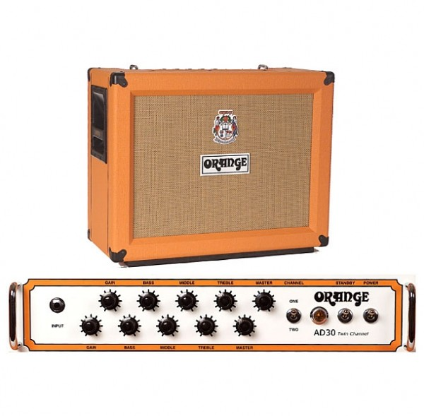 Orange - AD30TC Combo