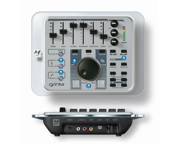 M-Live - [GRINTA] Workstation per file e basi musicali MIDI/MP3