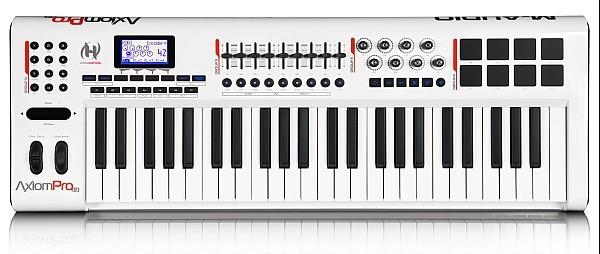 M-Audio - [Axiom Pro 49] Tastiera controller midi 49 tasti