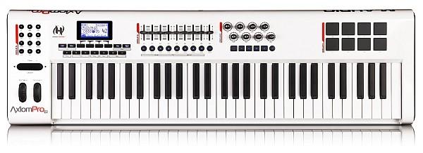M-Audio - Axiom Pro 61 - Controller midi - 61 tasti
