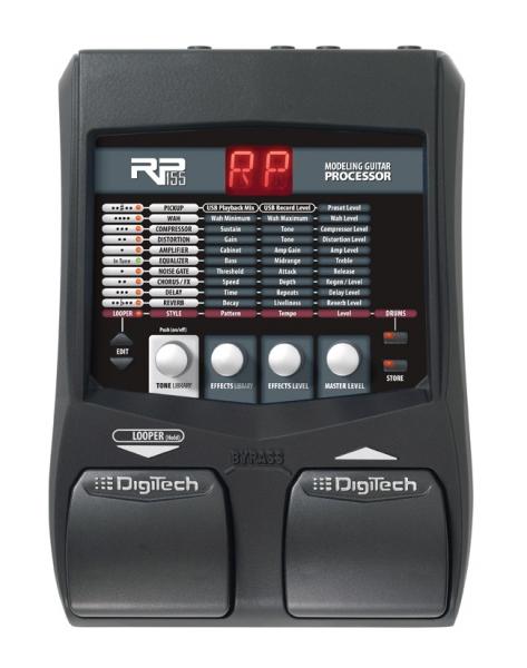 Digitech - Multi-Effetti - RP155
