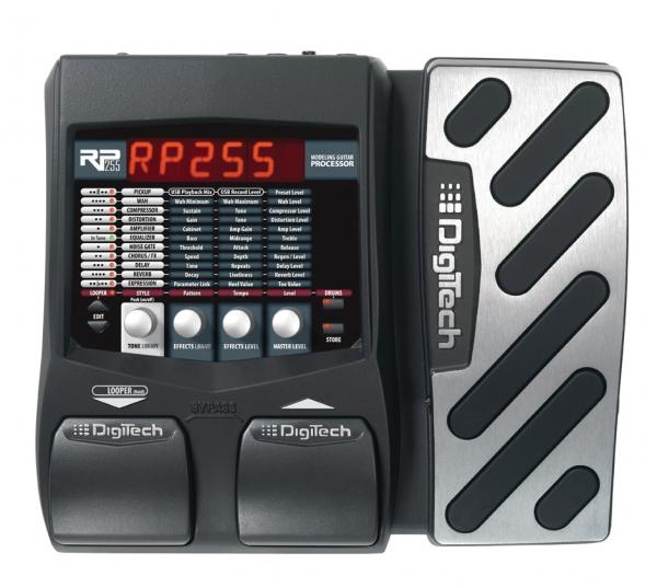 Digitech - Multi-Effetti - RP255