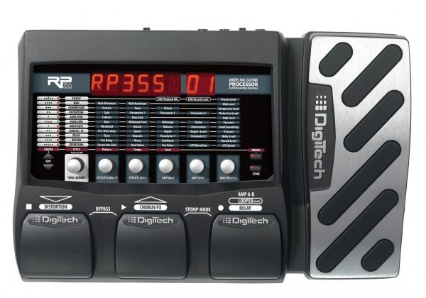 Digitech - Multi-Effetti - RP355