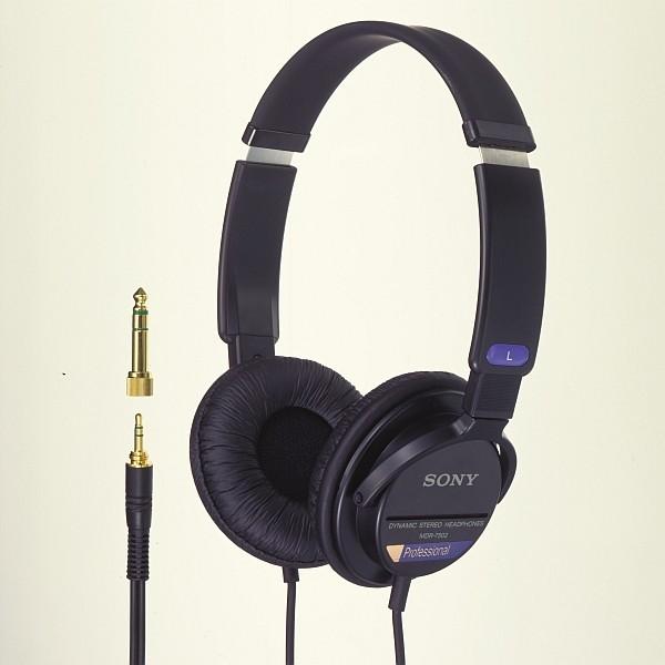 Sony - MDR-7502 Cuffia Stereo