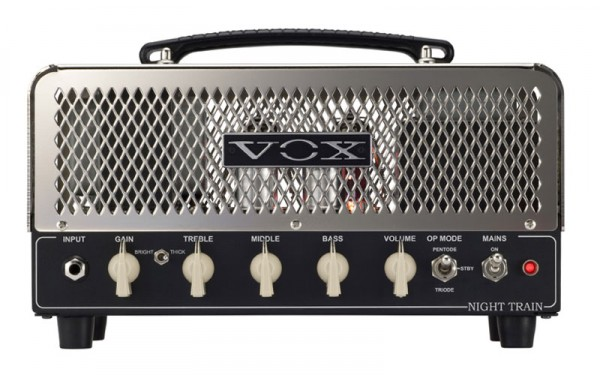 Vox - Night Train Testata 15W